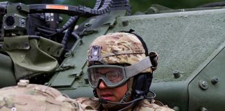 exerciţiu militar
