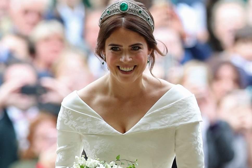 Nunta Regală Prințesa Eugenie A Ales O Rochie Peter Pilotto și O