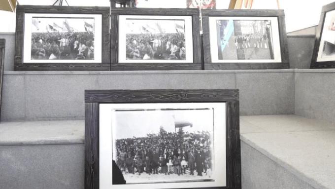 fotografii centenar