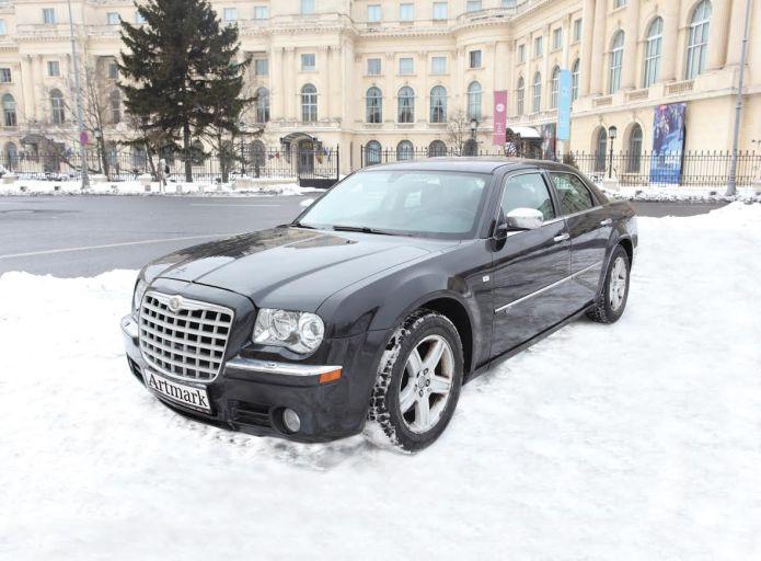 Chryslerul lui Vadim, scos la licitaţie de la preţul de