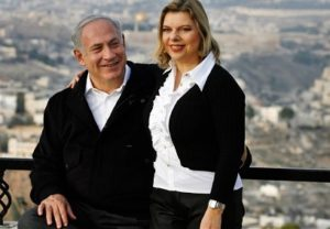 premier israel and wife