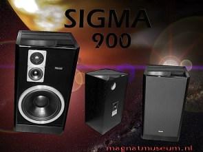 sigma 900 klein