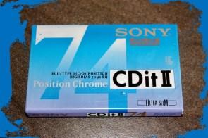 Sony CDit 74