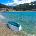 Upsidedown Boat Skopelos TV