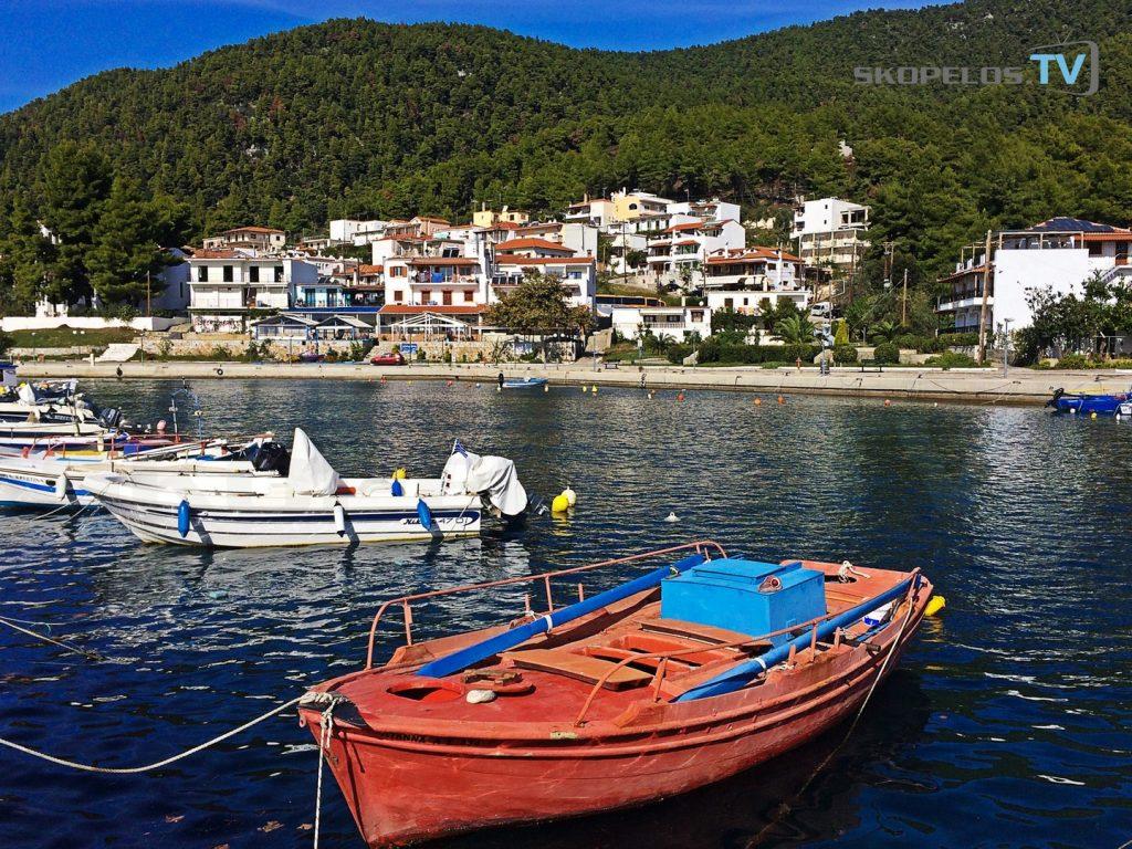 Skopelos Neo Klima Limani