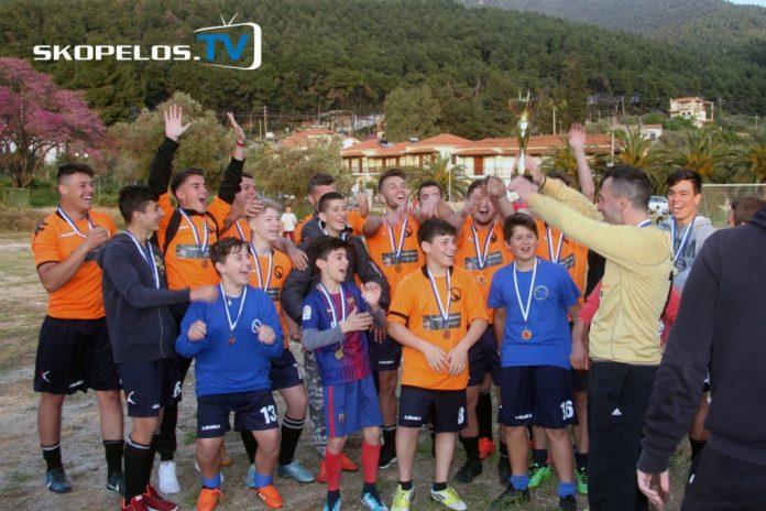Τουρνουά ποδοσφαίρου 2018 Νέο Κλίμα Σκοπέλου (32)