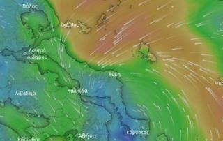 Μαγνησία ακτοπλοϊκή σύνδεση Βόρειες Σποράδες
