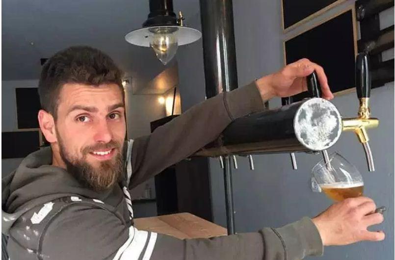 Λεμονής μπύρα Σκοπέλου Σπείρα