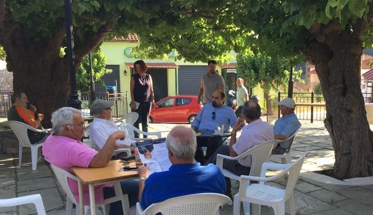 . Τριαντόπουλος Επίσκεψη Κεραμίδι Καμάρι, Κανάλια Στεφανοβίκειο (3)