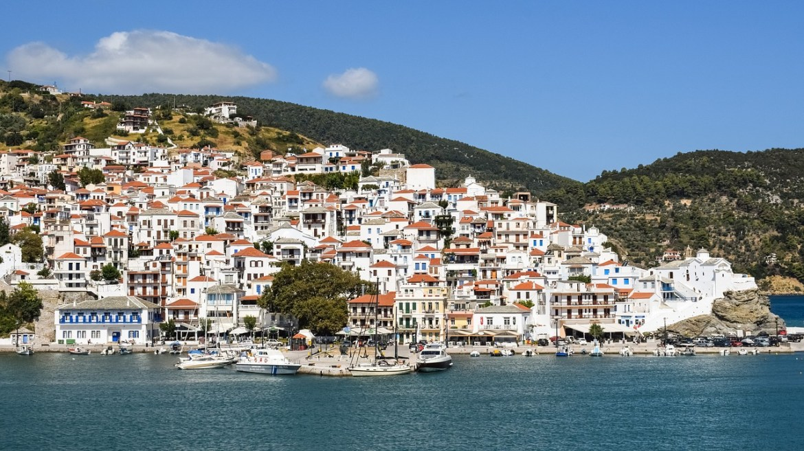 Skopelos Greece