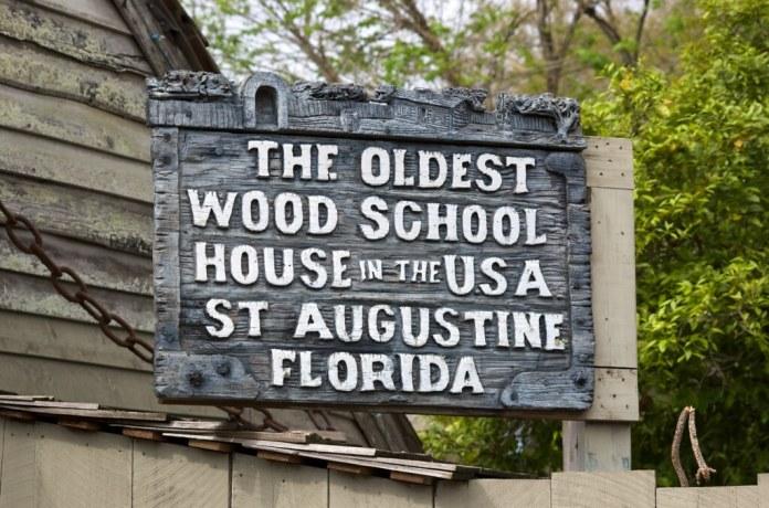 Wooden School House