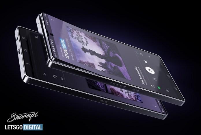 Πατέντα της Samsung για Foldable με κρυμμένα ηχεία