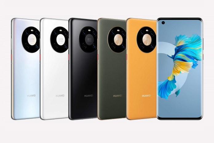 Huawei Mate 40: Επίσημα με τριπλό σύστημα κάμερας και Kirin 9000E