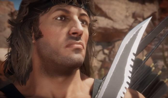 Mortal Kombat 11 Ultimate: Δείτε τον Rambo σε δράση [Βίντεο]
