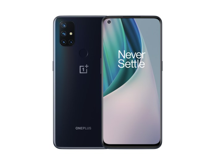 OnePlus Nord N10 5G: Επίσημα με LCD οθόνη, κάμερα 64MP και τιμή €359