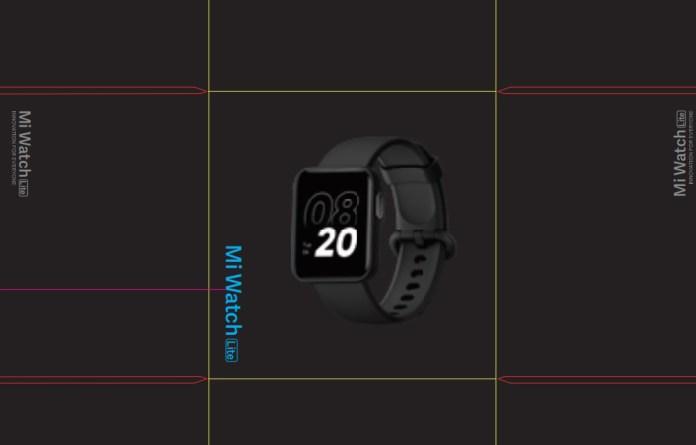 Xiaomi Mi Watch Lite: Αποκαλύφθηκε ο σχεδιασμός και βασικά χαρακτηριστικά