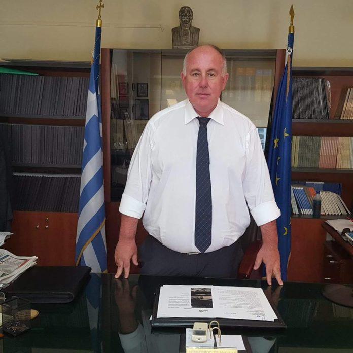 Δ. Νασίκας: 24ωρη στήριξη στους δημότες του Ρ