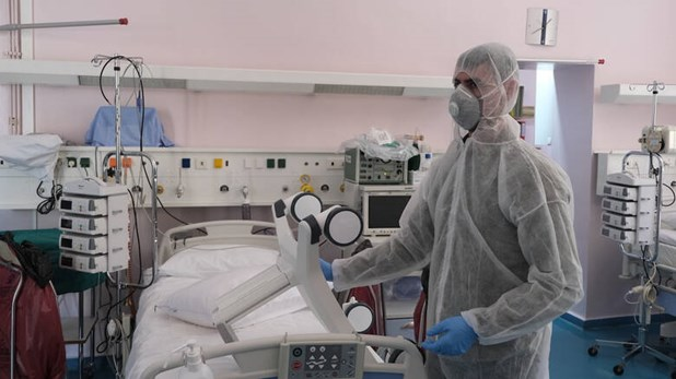 Διασωληνωμένος ο υποδιοικητής της Γ' Υγειονομικής Περιφέρειας Μακεδονίας