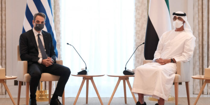 Μητσοτάκης από το Αμπου Ντάμπι: «Ακόμα ένα βήμα για την ενεργητική εξωτερική πολιτική της Ελλάδας»