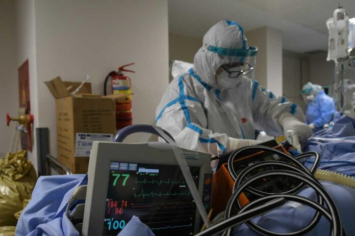 Πρόεδρος ΠΟΕΔΗΝ: Πολλοί ασθενείς καταλήγουν πια εκτός ΜΕΘ
