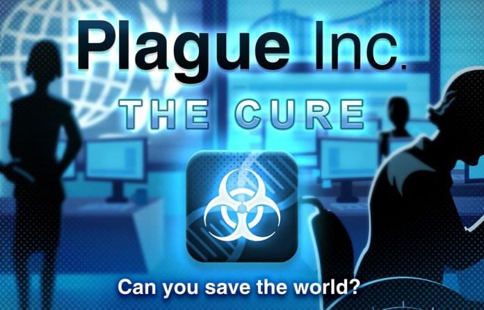 Στο The Cure Mode του Plague Inc