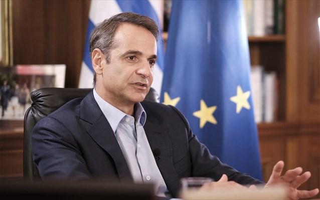 Το σχέδιο της κυβέρνησης για την ανάσχεση της πανδημίας θα παρουσιάσει την Παρασκευή ο Κυριάκος Μητσοτάκης στη Βουλή