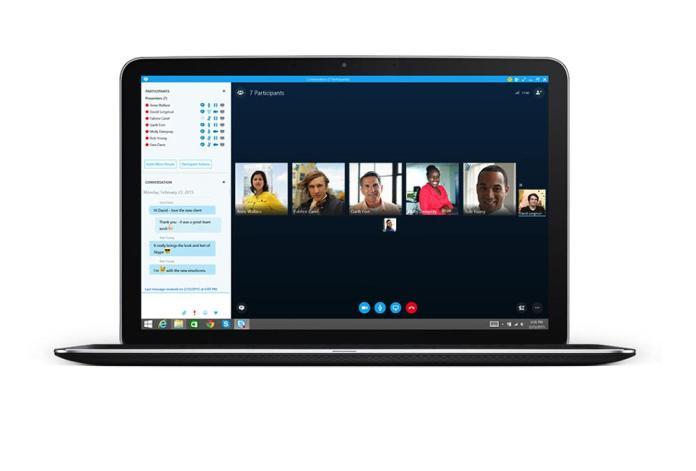 Microsoft Skype: Έφτασε η υποστήριξη για έως και 100 συμμετέχοντες στις κλήσεις