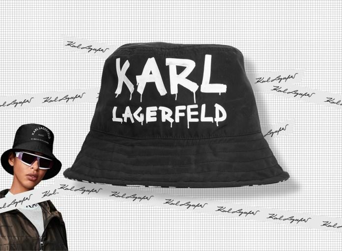 κομμάτια KARL LAGERFELD