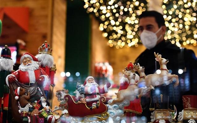Αντίδραση της ΕΣΕΕ για την πώληση χριστουγεννιάτικων ειδών από τα σούπερ μάρκετ