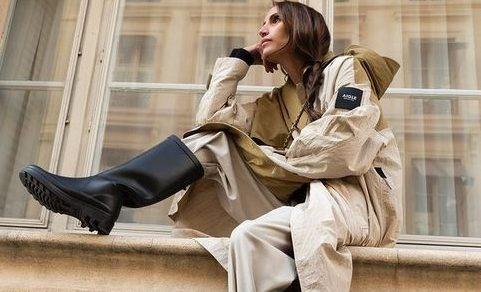 Γαλότσες: Πώς θα τις φορέσεις στο Street Style;