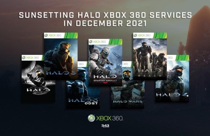 Τέλος εποχής: Κλείνουν οι Servers των Halo στο Xbox 360