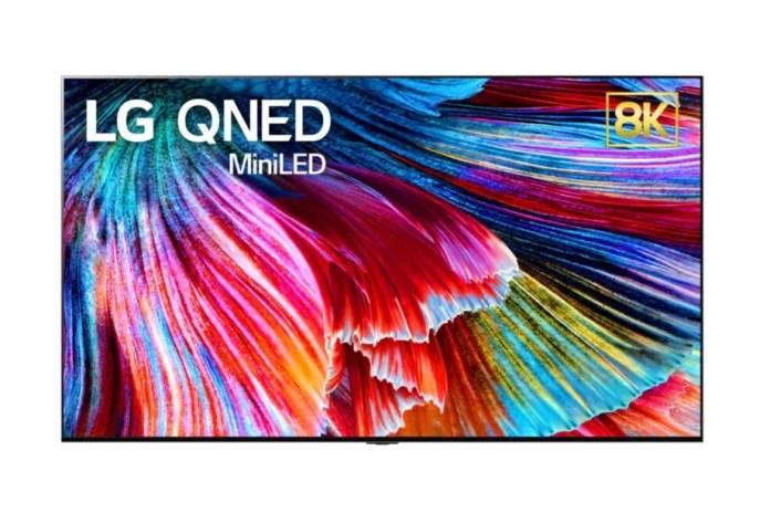 QNED 8K: Έρχονται οι πρώτες τηλεοράσεις Mini LED από την LG το 2021