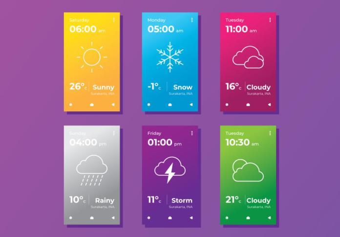 Τι καιρό θα κάνει; 5 δωρεάν εφαρμογές για Android και IOS