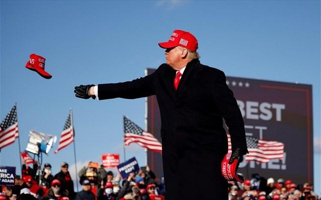 Τι σημαίνει η απόπειρα πραξικοπήματος από τους οπαδούς του Τραμπ
