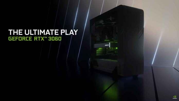 Nvidia GeForce RTX 3060: Η πιο οικονομική της σειράς με μνήμη 12GB DDR6