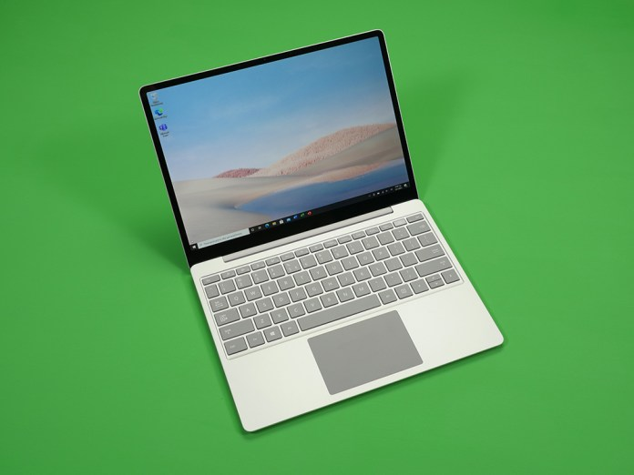 Surface Laptop Go: Το προσιτό της Microsoft για φοιτητές και μαθητές