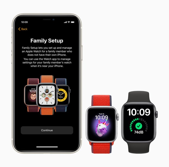 Apple Watch iPhone 11
