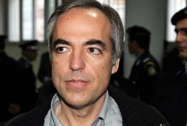Αρνήθηκε τον ορό ενυδάτωσης ο Δημήτρης Κουφοντίνας