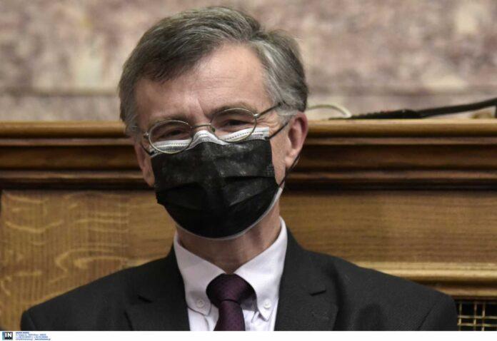 Τα στοιχεία του Σωτήρη Τσιόδρα για την επιδημιολογική κατάσταση στην Ελλάδα