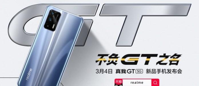 Realme GT: Η νέα κορυφαία σειρά Smartphones ωθεί τους χρήστες να «κάνουν το άλμα»