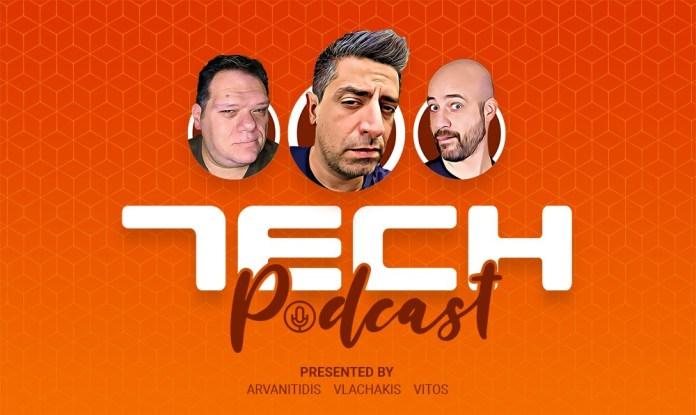 Tech Podcast: Εβδομαδιαίο Podcast τεχνολογίας S01E22 – 11/02/2021