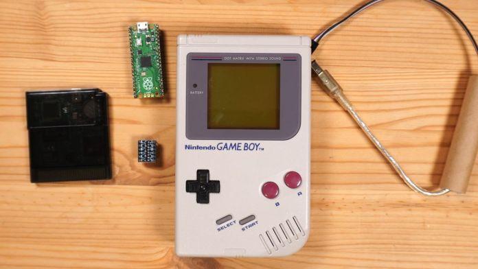 Modder κάνει εξόρυξη Bitcoin με ένα GameBoy
