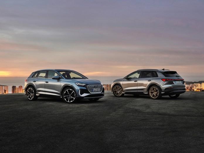Audi Q4 E Tron και Q4 Sportback E Tron: Τα νέα ηλεκτρικά SUV