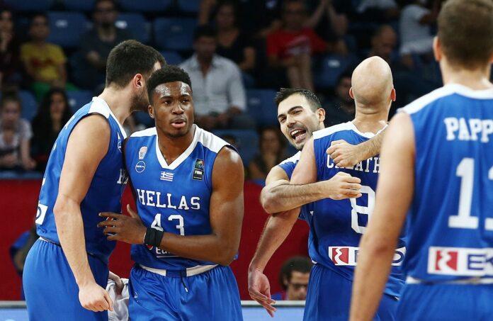 Eυρωμπάσκετ 2022: Βατός όμιλος για την Εθνική Ελλάδας