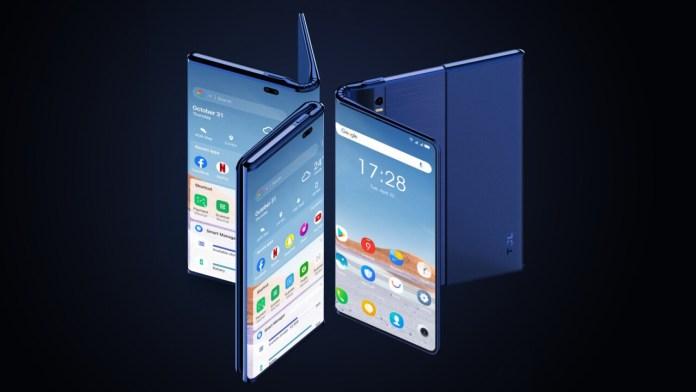 TCL Fold 'n' Roll Concept: Ο σχεδιασμός στα Smartphones ξεφεύγει