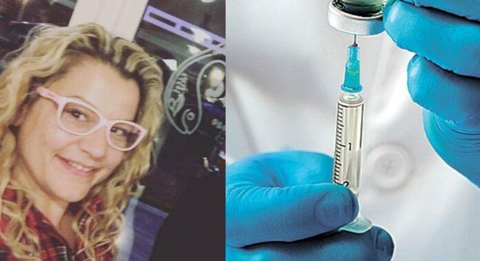 «Από την επόμενη μέρα ξεκίνησαν τα συμπτώματα» λέει η γυναίκα που νόσησε από περικαρδίτιδα μετά το εμβόλιο