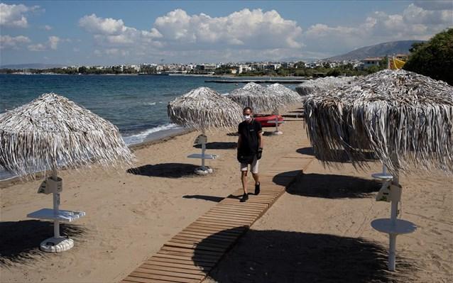Με ποιο SMS θα πηγαίνουμε από το Σάββατο στις οργανωμένες παραλίες