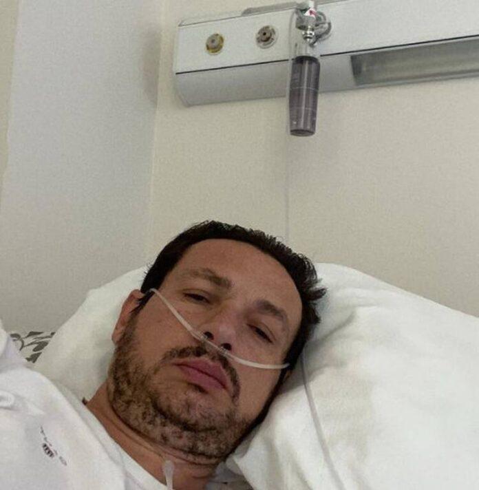 Νοσηλεύεται με κορωνοϊό ο Σταύρος Νικολαΐδης