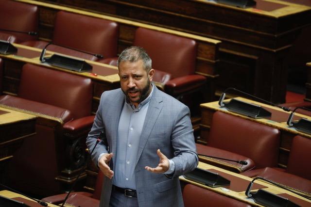 Παρέμβαση Μεϊκόπουλου για πρόσθετη επιχορήγηση στο Πρόγραμμα Δακοκτονίας στη Μαγνησία