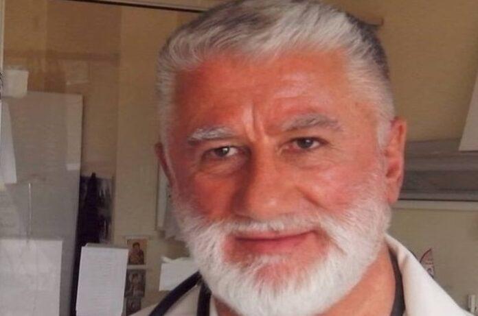 Σκόρπισε θλίψη ο θάνατος 67χρονου γιατρού από κορωνοϊό